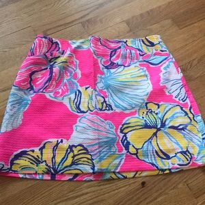 NWT Lilly Marigold Skort - Swept by the Tides - 6